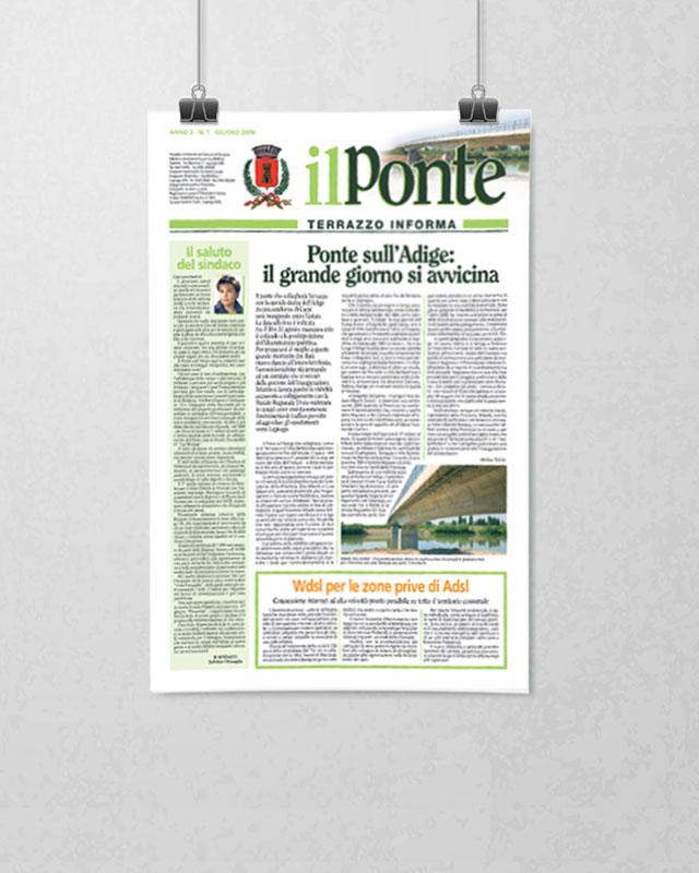 IlPonte-bollettino-comunale-Terrazzo(VR)---Editoria-Pubblidea-Press
